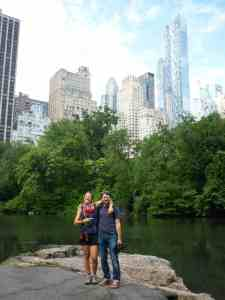 M and W Central Park